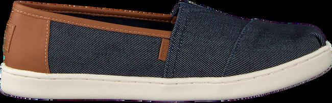 Blauwe TOMS Instappers ALPARGATA  - large