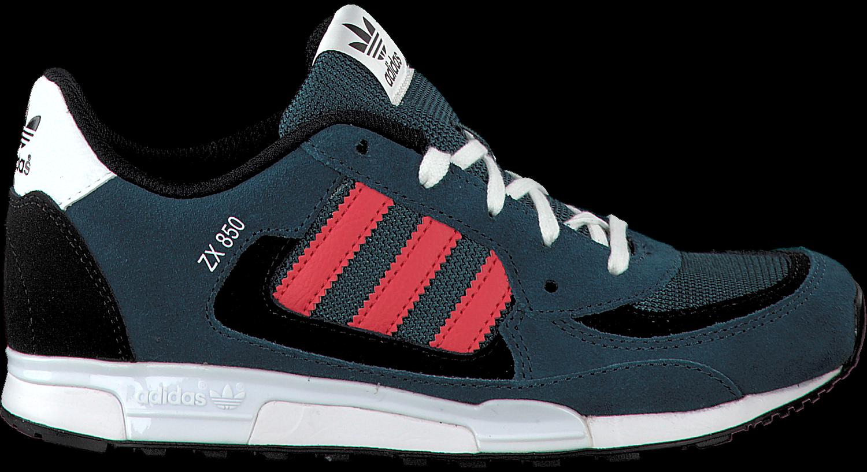 adidas zx 850 blauw