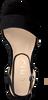 Zwarte UNISA Sandalen WARHOL  - small