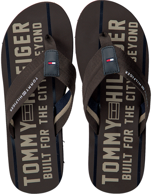 TOMMY HILFIGER SLIPPERS SMART TH BEACH SANDAL - large