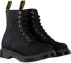 Zwarte DR MARTENS Veterboots 1460 PASCAL  - small