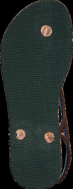 Groene HAVAIANAS Slippers LUNA  - large