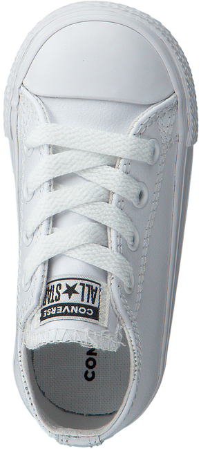 Witte CONVERSE Sneakers CHUCK TAYLOR OX  - large