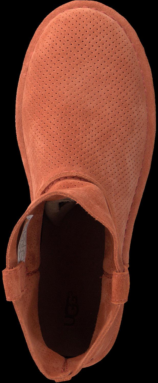 b1adecb1bd7 Oranje UGG Enkellaarsjes CLASSIC UNLINED MINI PERF - Omoda