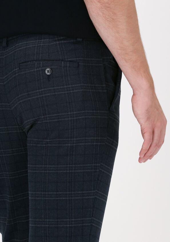 Donkerblauwe PLAIN Pantalon JOSH 536  - larger