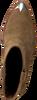 Bruine BRONX Enkellaarsjes NEW-AMERICANA 34150  - small