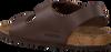 Bruine BIRKENSTOCK Slippers MILANO HEREN - small