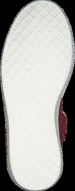 Rode KIPLING Sneakers DAVY - large