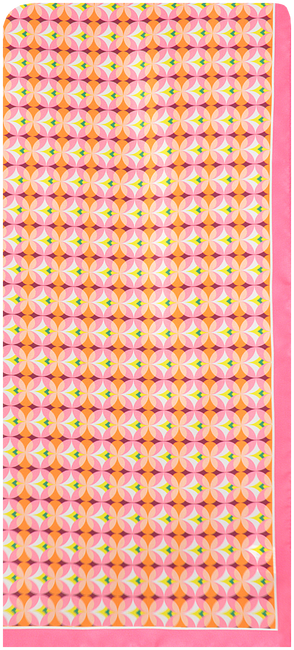 Roze ROMANO SHAWLS AMSTERDAM Sjaal 85611  - large