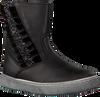 Zwarte OMODA Lange laarzen 4286  - small