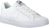 Witte NIKE Sneakers COURT ROYALE PLATFORM - small