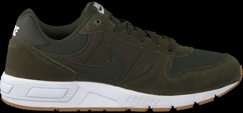 Omoda Nike Nightgazer Sneakers nl Groene qtzdt