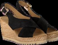 Zwarte GABOR Sandalen 791.1 - medium