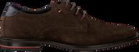 Bruine TOMMY HILFIGER Nette schoenen SIGNATURE HILFIGER SHOE  - medium