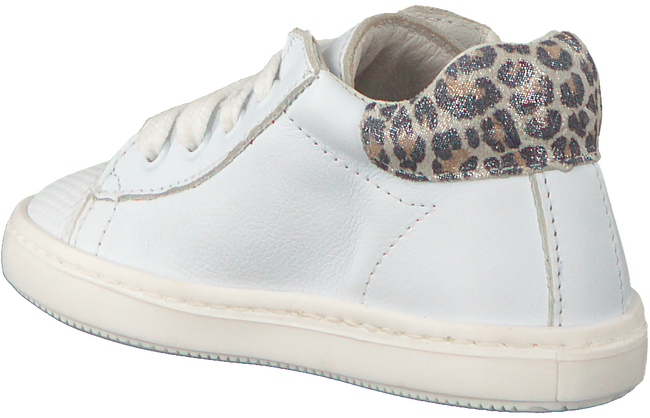 Witte CLIC! Sneakers 9773 - large