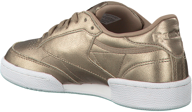 Gouden REEBOK Sneakers CLUB C 85 WMN  - large