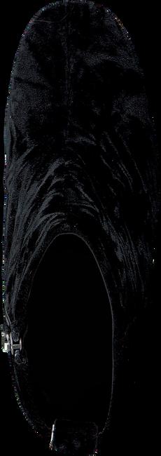 Zwarte TOMMY HILFIGER Enkellaars CRUSHED VELVE - large