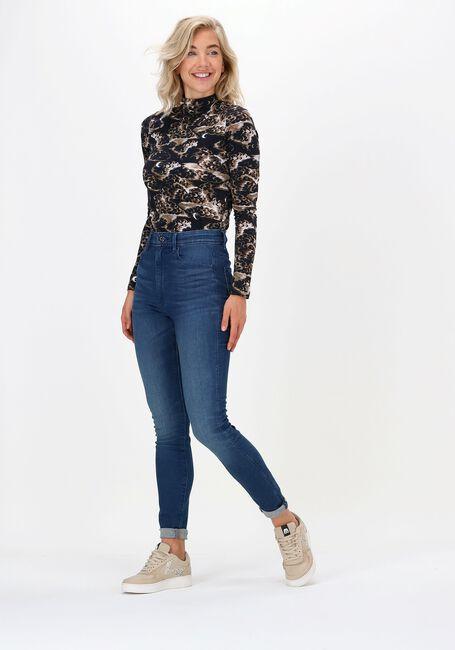 Blauwe G-STAR RAW Skinny jeans 6550 - FRAKTO SUPERSTRETCH  - large