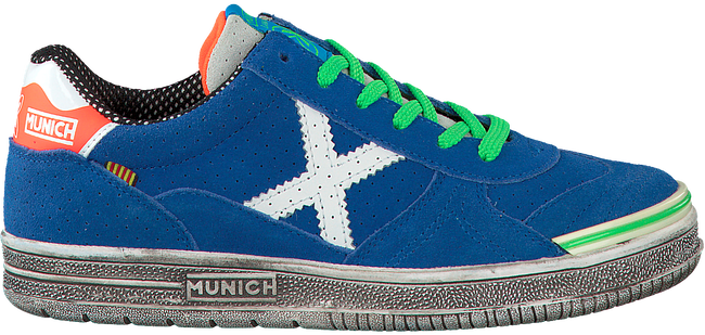 Blauwe MUNICH Sneakers G3 KID - large