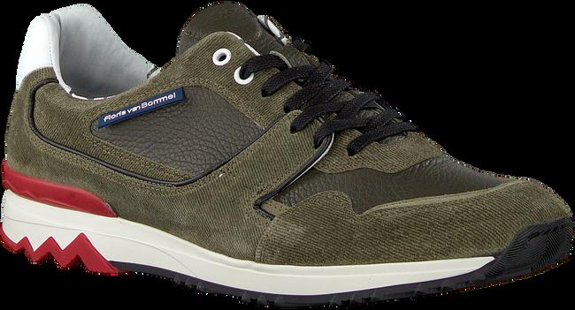 Groene FLORIS VAN BOMMEL Sneakers 16220 - large