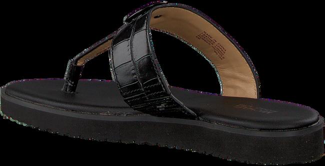 Zwarte MICHAEL KORS Slippers LILLIE THONG  - large