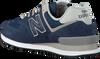 Blauwe NEW BALANCE Sneakers ML574 MEN - small