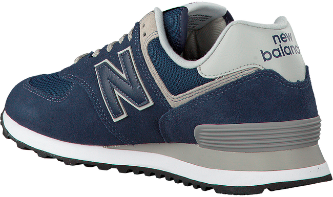 Blauwe NEW BALANCE Sneakers ML574 MEN - large