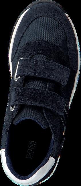 Blauwe BOSS KIDS Sneakers J09117  - large