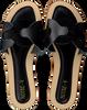 Zwarte NOTRE-V Slippers 18701  - small