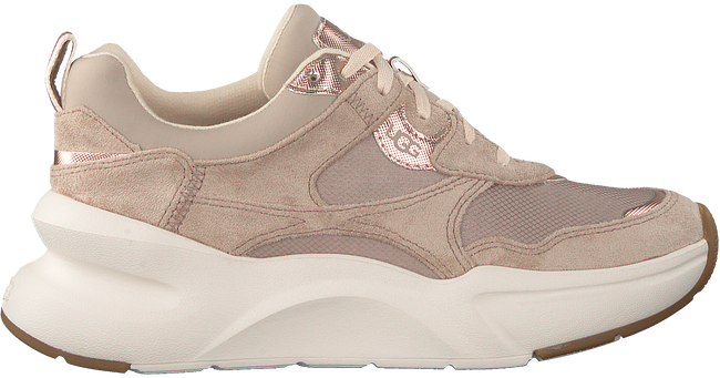 Roze UGG Lage sneakers WOMENS LA HILLS TRAINER - large