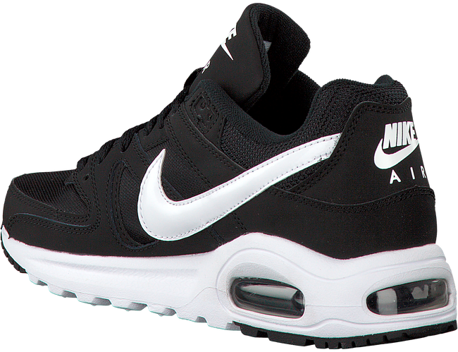Zwarte NIKE Sneakers AIR MAX COMMAND FLEX (GS)  - large