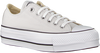 Grijze CONVERSE Sneakers CTAS LIFT OX MOUSE/WHITE/BLAC - small