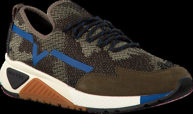 Groene DIESEL Sneakers S-KBY HEREN  - large