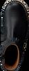 Zwarte KOEL4KIDS Enkellaarsjes KO122  - small