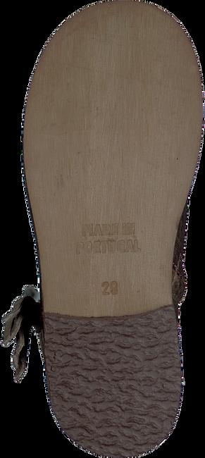 Bruine OMODA Lange laarzen 1012  - large