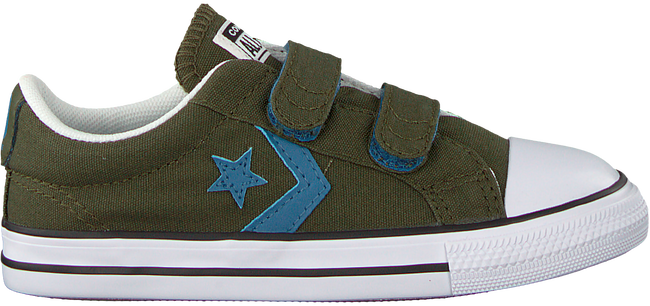 Groene CONVERSE Sneakers STAR PLAYER 2V OX KIDS - large