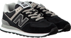 Zwarte NEW BALANCE Sneakers WL574 - small