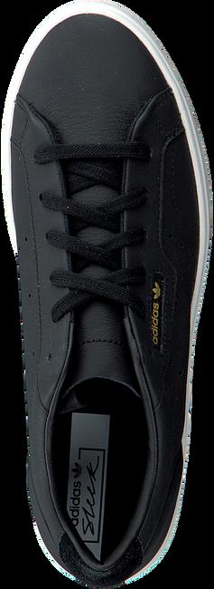 Zwarte ADIDAS Sneakers SLEEK W  - large