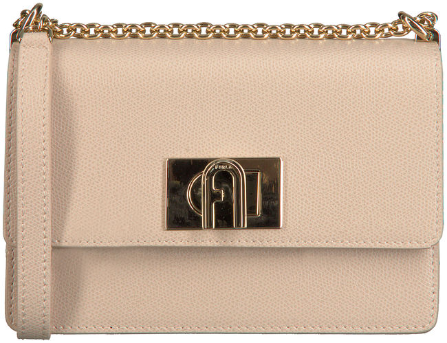 Beige FURLA Schoudertas 1927 MINI CROSSBODY  - large