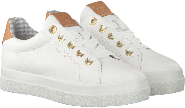 Witte GANT Sneakers AURORA 18531436 - large