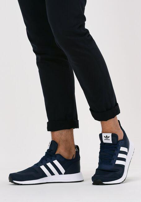 Blauwe ADIDAS Lage sneakers MULTIX  - large