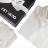 Witte EST'Y&RO Kraagje EST'55 - small