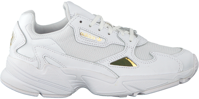 Witte ADIDAS Sneakers FALCON WMN   - large
