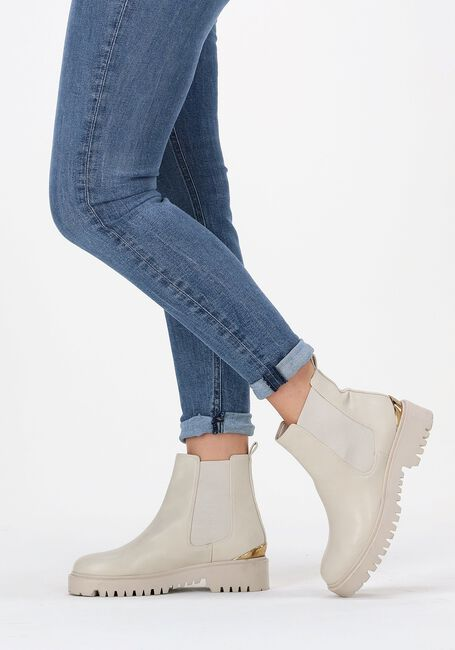 Witte GUESS Chelsea boots OLET  - large