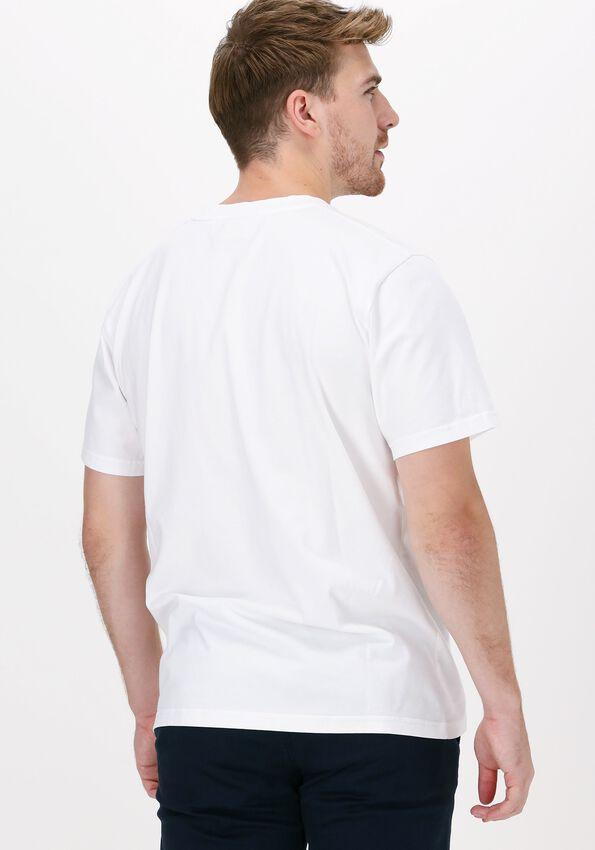 Witte FORÉT T-shirt RESIN - larger
