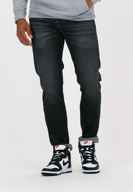 Grijze 7 FOR ALL MANKIND Slim fit jeans SLIMMY TAPERED LUXE PERFORMANC - large