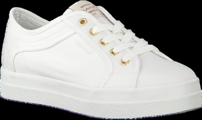 Witte GANT Sneakers AURORA 18538434 - large