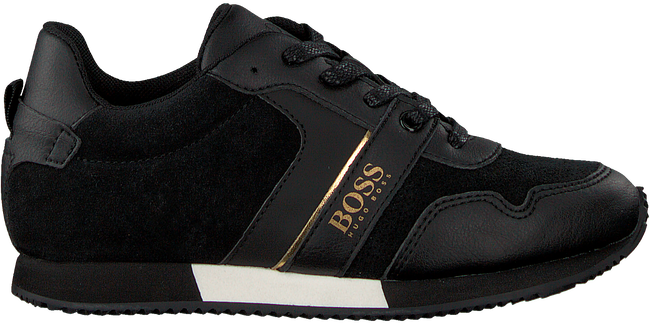 Zwarte HUGO Lage sneakers J29225  - large