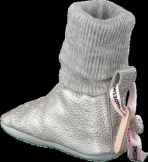 Zilveren SHOESME Babyschoenen BS5W501  - large