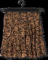 Bruine ALIX THE LABEL Minirok TIGERHEAD SKIRT